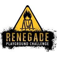 Renegade Playground Challenge logo