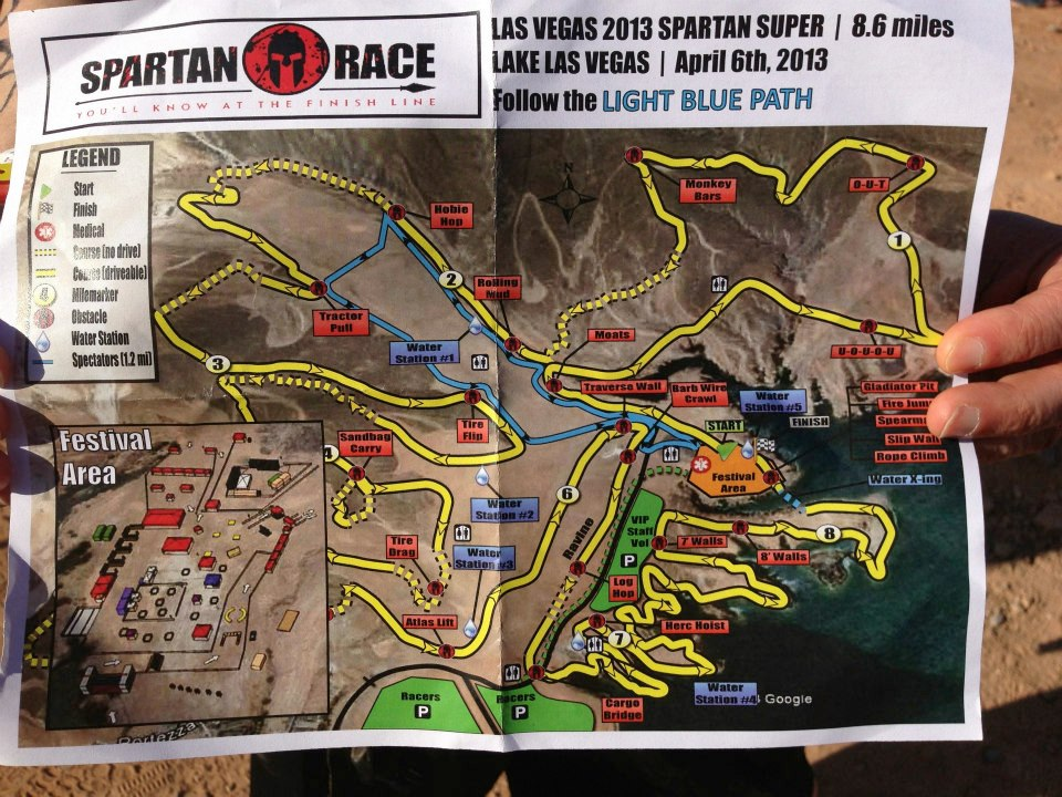 New England Spahtens  Featured Review Spartan Race