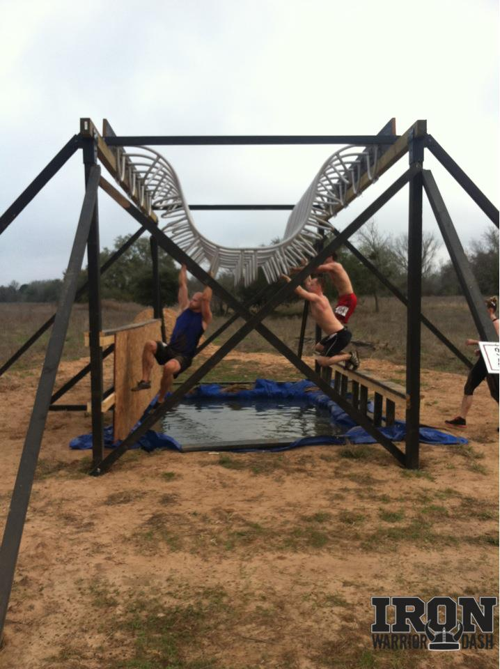 iron warrior dash obstacle