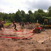 Final Mud Crawl