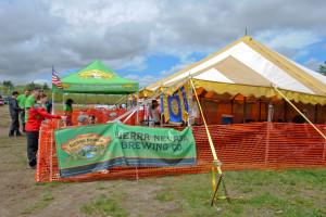 Thunder Run Beer Tent