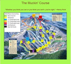 Mountain Mucker Map