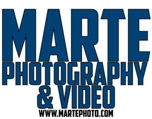 Marte Photo And Video Colored Logo
