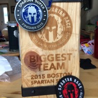 Biggest Team block, and patch for all members