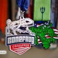 battlefrogbonefrogmedal