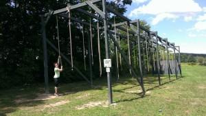 Tarzan swing 2