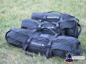 20lb, 40lb and 60lb GoRuck Sandbags