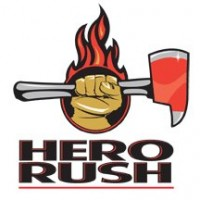 Hero Rush Logo