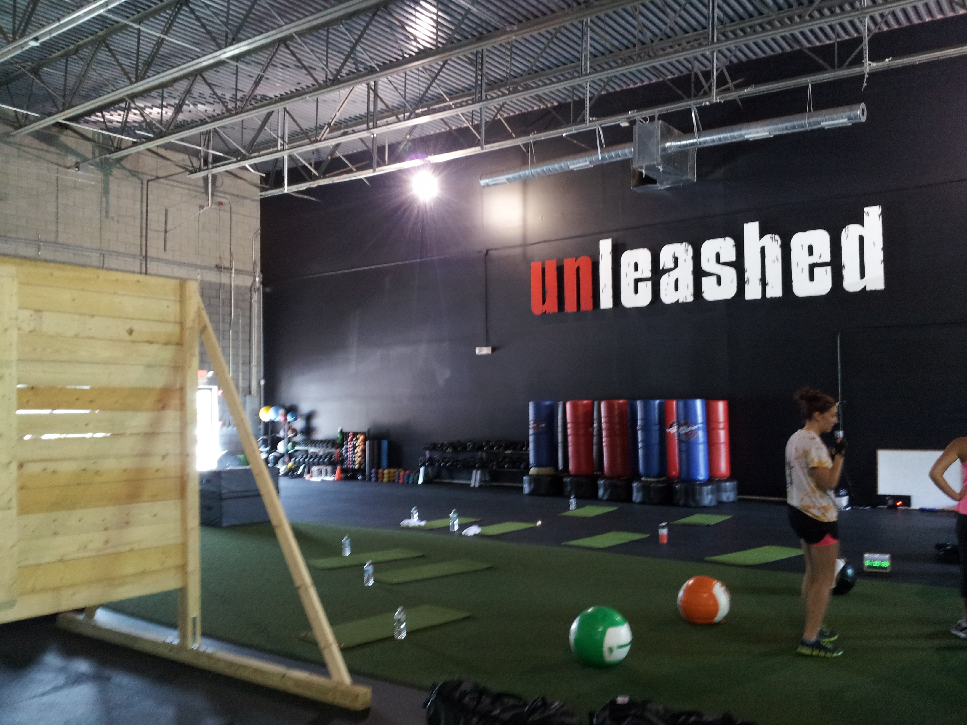 Review Of Unleashed Fitness Center